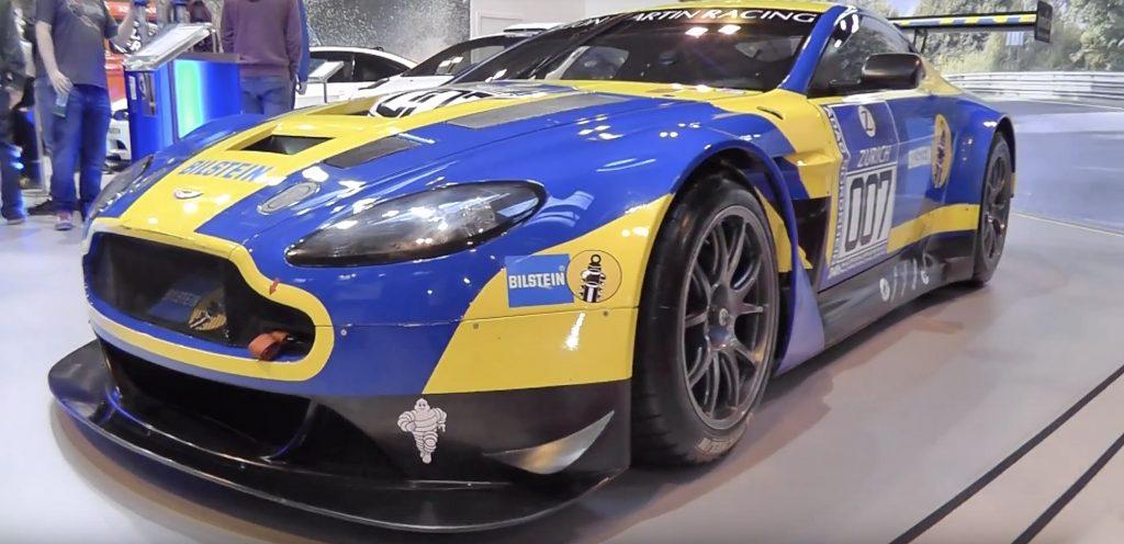 GT Race cars